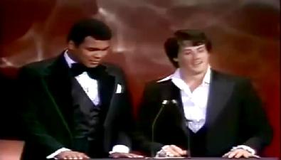 Rocky ve Muhammed Ali karşı karşıya