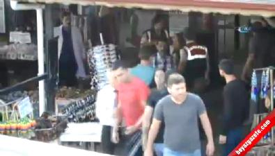 Tuz Gölü Tesis sahipleri ile turistler arasında kavga