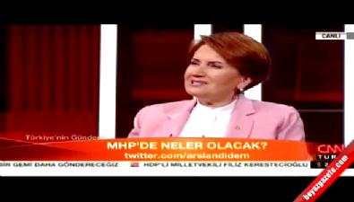 Meral Akşener: Oktay Vural'la en başından beri görüşüyorduk