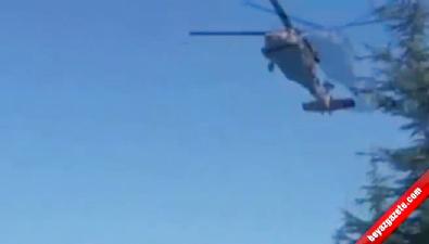 Genelkurmay Başkanı Akar Çankaya Köşkü'ne Helikopterle Geldi