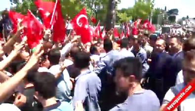 Erdoğan, Kısıklı'daki konutuna geldi