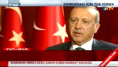 Cumhurbaşkanı Erdoğan: Öldürülecektim