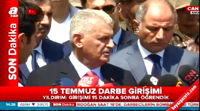 Başbakan'dan Fethullah Gülen'e 'Ahmak' cevabı!