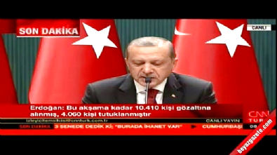 Erdoğan 15 Temmuz'u Şehitleri Anma Günü ilan etti
