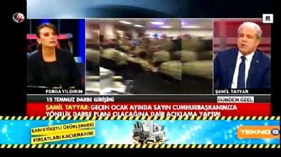Mit müsteşarı Erdoğan'ı neden aramadı? Şamil Tayyar açıkladı