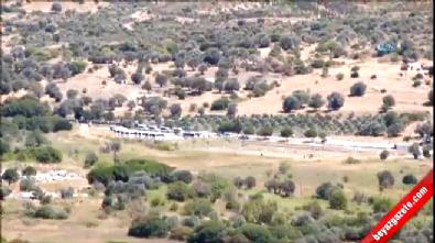 Foça'daki Askeri Üsse Büyük Operasyon: 201 Asker Gözaltında