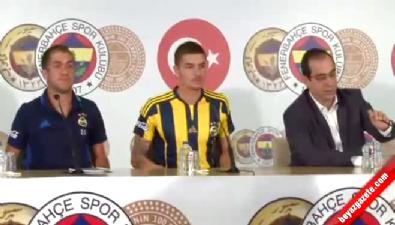 Neustadter, Fenerbahçe'ye İmzayı Attı