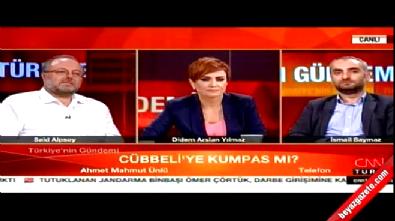 ahmet mahmut unlu - Cübbeli Ahmet Hoca: Hapiste bana mesajları Adil Öksüz getiriyordu