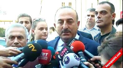 Dışişleri Bakanı Çavuşoğlu'ndan Adil Öksüz Ve Zekeriya Öz Açıklaması