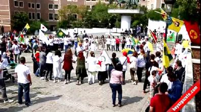 abdullah ocalan - Belçika'dan terör örgütü PKK'ya gösteri izni