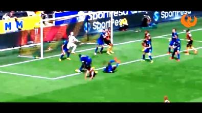 Hull City - Leicester City maçında atılan Tsubasa golü