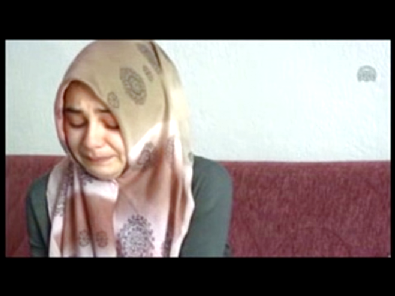 golbasi - Şehid Muhsin Kiremitçi'nin hamile eşi hem ağladı hem ağlattı