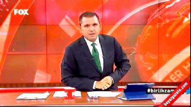fox tv - Fatih Portakal, 'Siz de PKK'ya teşekkür etmediniz mi?' sorusuna çok kızdı