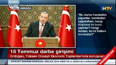 İki tankın altına yatan Sabri Ünal'dan Erdoğan'a: Beni boş ver reis sen nasılsın