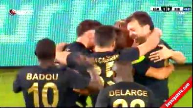 Osmanlıspor 2-0 Midtjyland GOL: Pinto