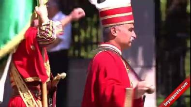 30 Ağustos Zafer Bayramı geçit töreni renkli görüntülere sahne oldu