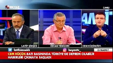 ozcan yeniceri - Cem Küçük: ABD, Recep Tayyip Erdoğan'ı sahada istemiyor