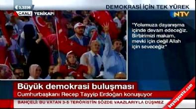 Erdoğan: İdam cezası Meclis'ten çıksın hemen onarım
