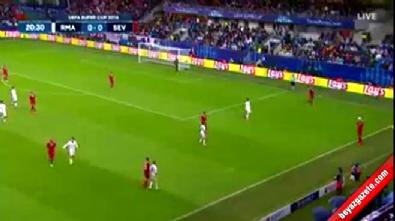 Asensio'dan Sevilla'ya nefis gol