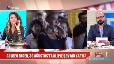 Gülben Ergen'in Anıtkabir'de ağlamasına Nihat'tan tepki: Samimiyetsiz kadın!