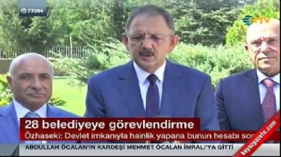 Mehmet Özhaseki: Vatandaş gerçek belediyeciliği şimdi görecek