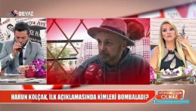 Kanseri yenen Harun Kolçak'tan çok özel röportaj