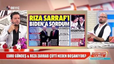 Ebru Gündeş ve Reza Zarrab neden boşanıyor?