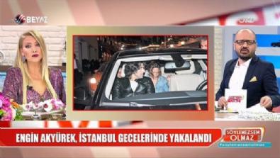 Ünlü oyuncu İstanbul gecelerinde yakalandı