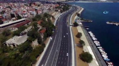 avrasya tuneli - Avrasya Tüneli projesi havadan görüntülendi