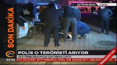 Ortaköy operasyonunda bir kişi yaralandı
