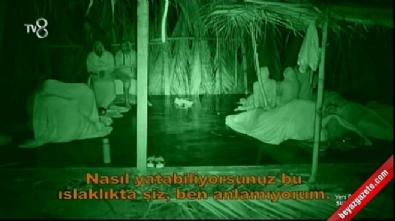 Survivor 2017 - Çılgın Sedat ile Adem arasında yatak kavgası!