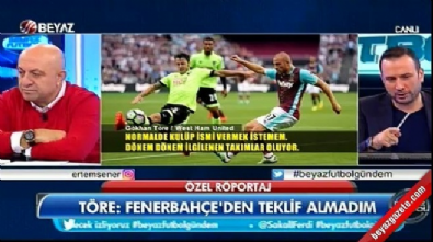 Gökhan Töre Beyaz Futbol'a konuştu