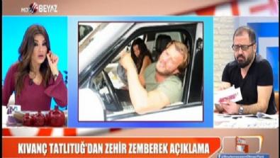 Hülya Avşar, Kıvanç Tatlıtuğ'a sırılsıklam aşık