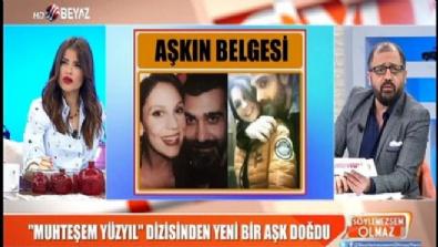 Farah Zeynep, Caner Cindoruk aşkını böyle ilan etti