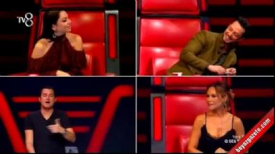O Ses Türkiye'de Hülya Avşar sürprizi