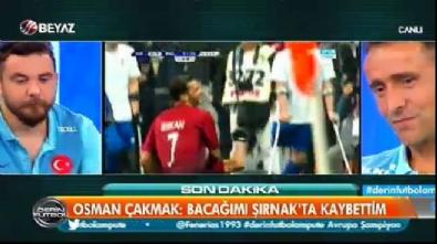 avrupa sampiyonu - Osman Çakmak: Analarımız bize vatan sevdasını aşıladılar