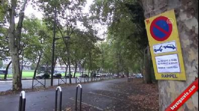 pkk teror orgutu - Strazburg valiliğinden PKK yandaşları için park tahsisi