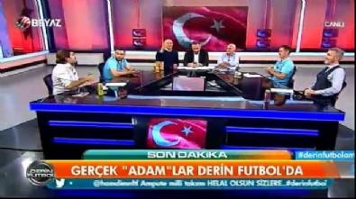 avrupa sampiyonu - Türkiyem çaldı Sinan Engin kahramanları alnından öptü