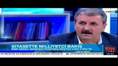 Mustafa Destici Kerkük türküsü söyledi