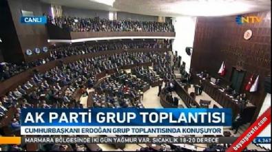 Cumhurbaşkanı Erdoğan: Önümüzde Afrin var