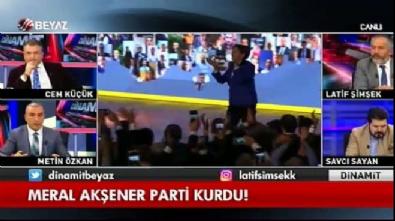 Metin Özkan: MHP'ye hayatında oy vermeyenler İyi Parti'ye gitti
