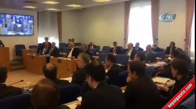 halklarin demokratik partisi - Plan Ve Bütçe Komisyonu'nda gerginlik