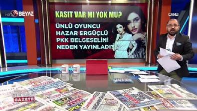 Hazar Ergüçlü, PKK belgeselini neden yayınladı?