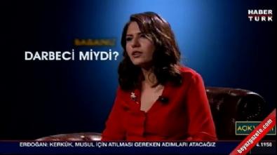 Ümit Özdağ'a canlı yayında şok soru: Babanız darbeci miydi?