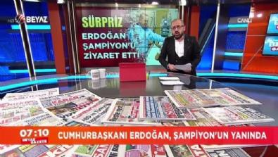 naim suleymanoglu - Cumhurbaşkanı Erdoğan, Süleymanoğlu'nu ziyaret etti