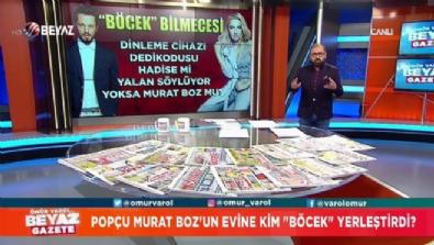 hadise acikgoz - Murat Boz'un evine kim ''Böcek'' yerleştirdi?
