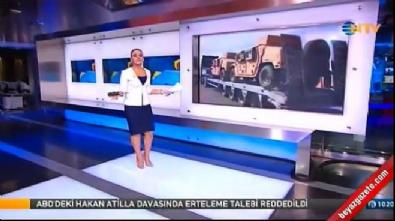 YPG'ye sevkiyatın son görüntüsü