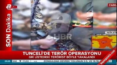 pkk teror orgutu - Gri listedeki kadın terörist yakalandı