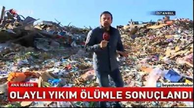 bakirkoy belediyesi - CHP'li Başkan vatandaşın üzerine yürüdü