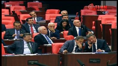 Mecliste 'Dönek' kavgası